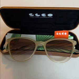 Brand new Garret Leight sunglasses